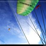 Photos prises en vol parapente à Guéret