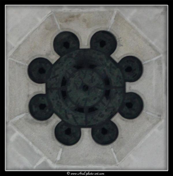 Dôme de La collégiale de St Junien