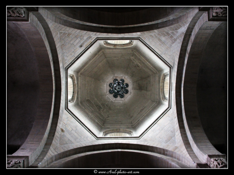 dome église collégiale saint junien