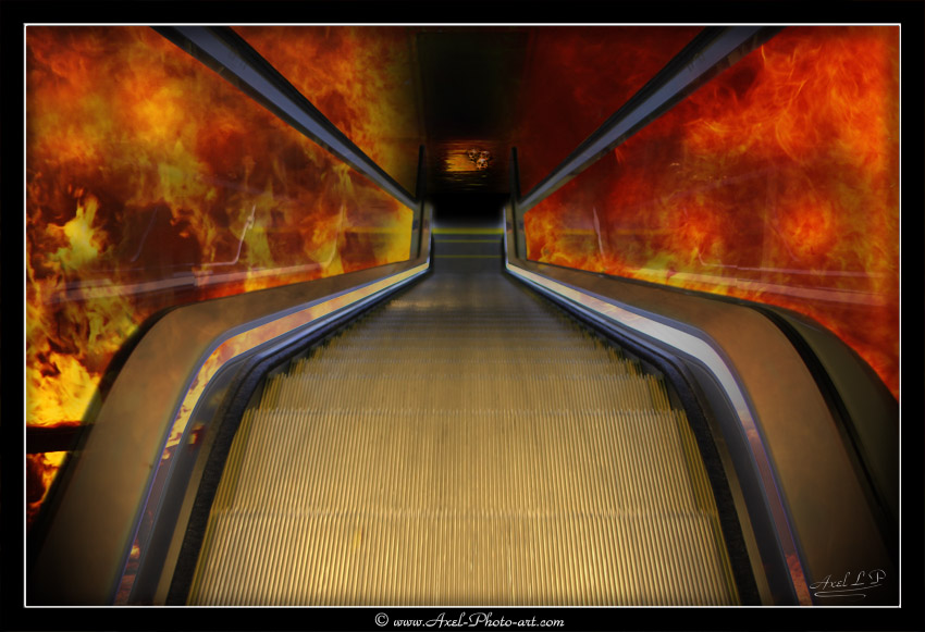 escalator-hell
