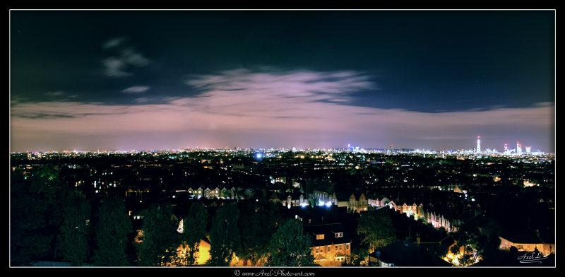 Londres jour et nuit