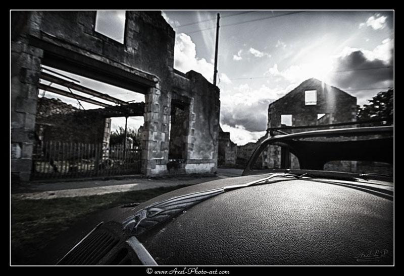 Village Martyr – Oradour sur Glane