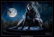 La fille de la lune