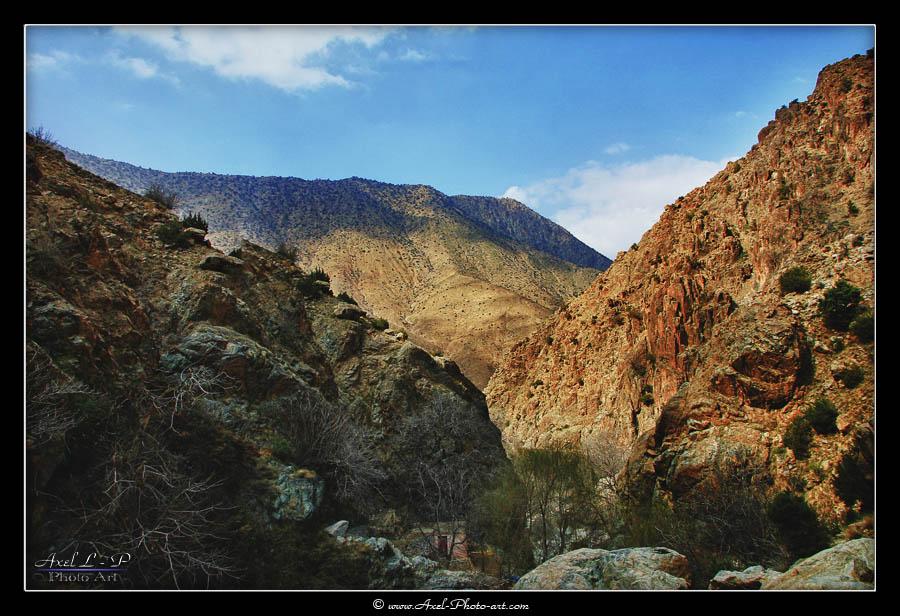 Vallée de l'Ourika – Maroc