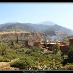 Villages Berbères - vallée de l'Ourika - Maroc