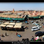 Place Jemaa el fna - Marrakech