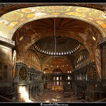 Panoramique 3D 360° : Ayasofya - Musée Sainte Sophie - Istanbul