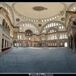 Panoramique virtuel 3D 360° : Mosquée Nuruosmaniye