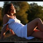 Ludivine - Tirage 45x30 - Cadre 60x40