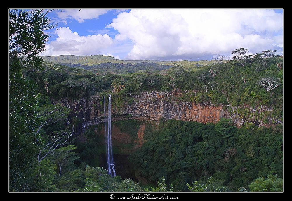 Cascade de Chamarel – Ile Maurice