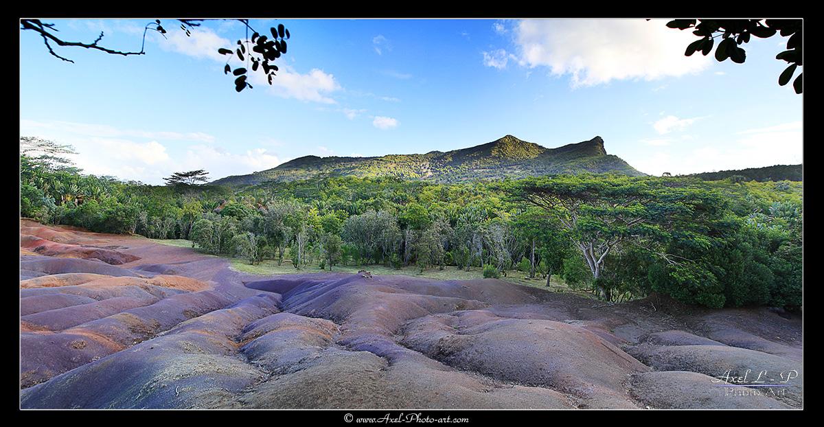 Terre des 7 couleurs – Ile Maurice