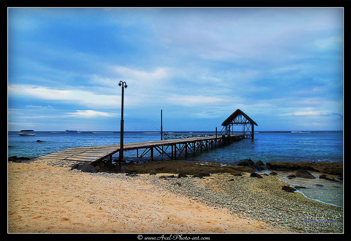 Ponton – Ile Maurice