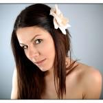 Jolie fleur - Marine