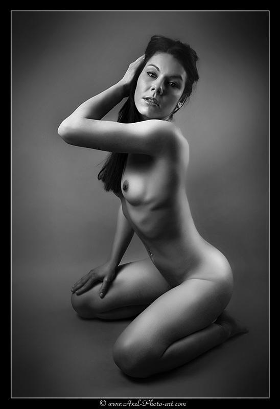 Nudité sensuelle
