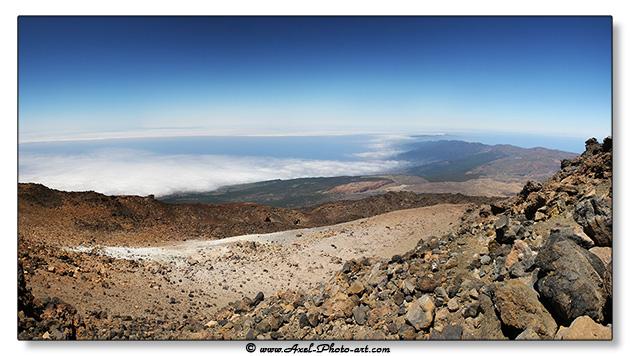 Volcan El Teide – Tenerife – îles Canaries – Panoramiques 360°