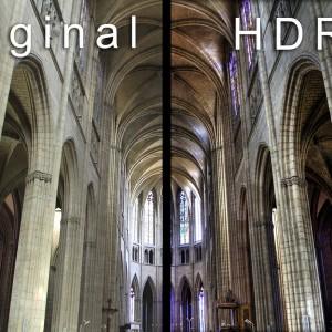 Présentation du traitement HDR