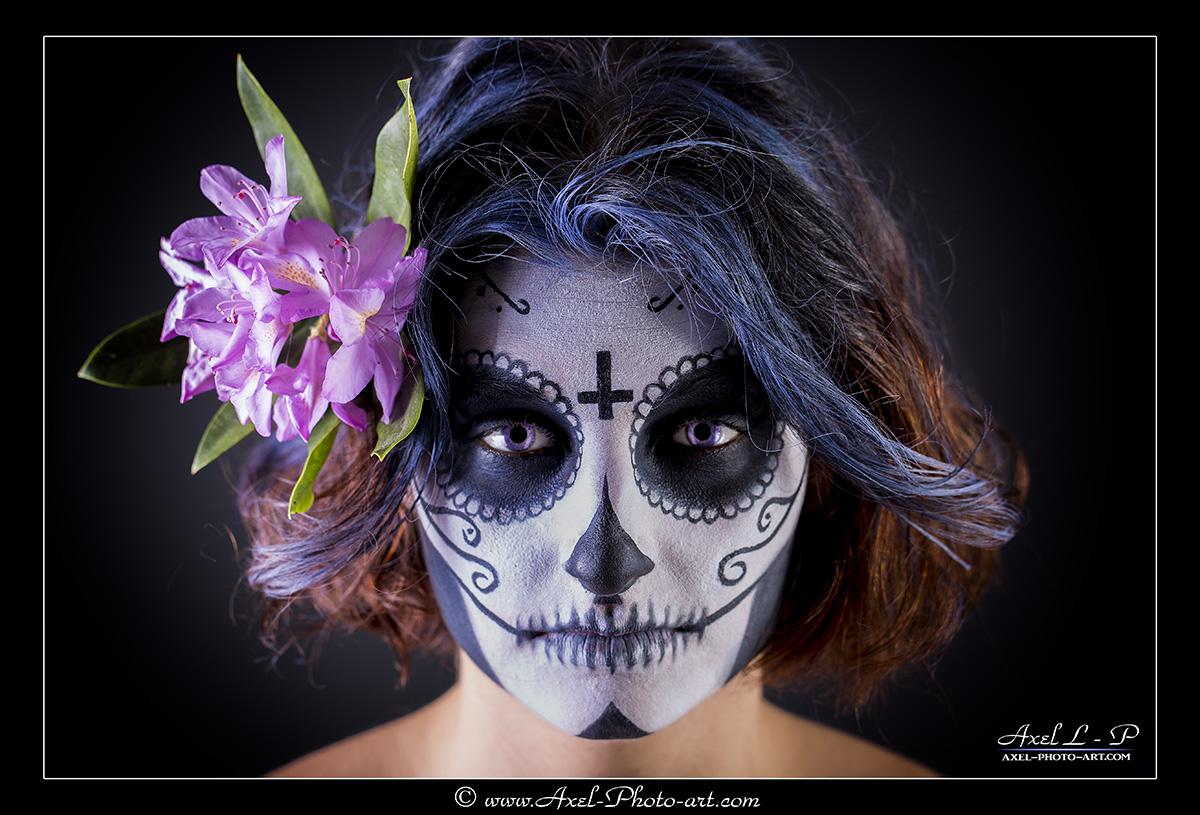 Gwladys – Santa Muerte