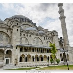 Mosquée Süleymaniye – Istanbul