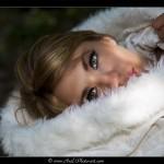 Emilie – Chaperon blanc