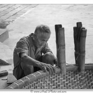Monsieur Bateau Panier - Vietnam