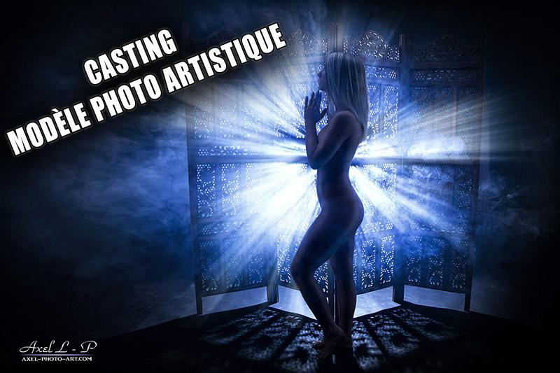 Devenez modèle photo en collaboration artistique !