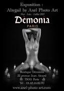 Expo - Démonina Paris - Mai, Juin, Juillet 2017
