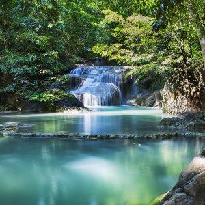 Cascades d'Erawan - Thaïlande