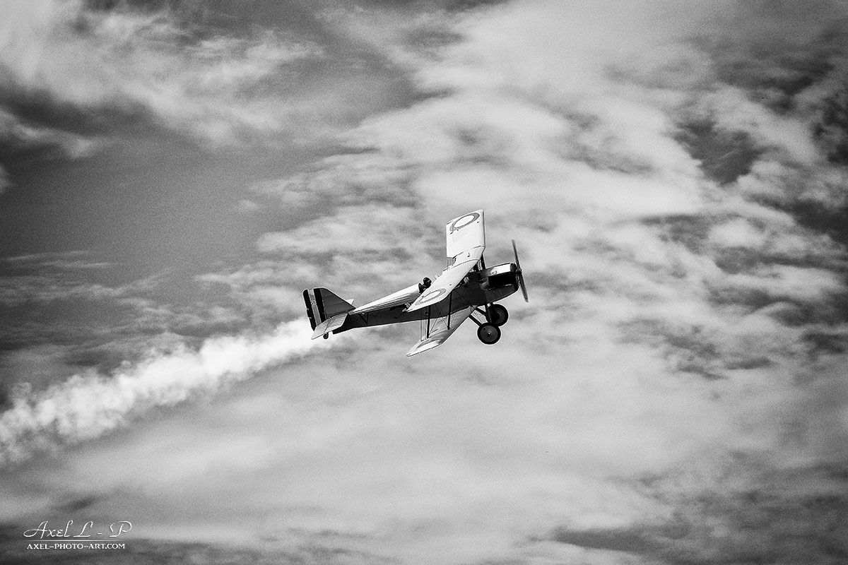 Légend'Air 2018 – Photos Noir et Blanc